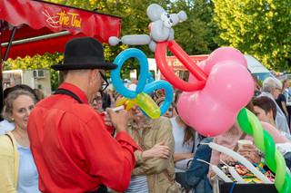 Ballonfiguren auch für Erwachsene