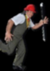 Rey Reloba der Komiker, Zauberer, Unterhalter an Festen, Geburtstagen, Hochzeiten, Betriebsfest