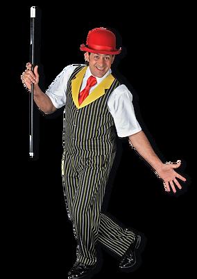 Komiker, Clown, Zauberer, Animation, Attraktion, Hochzeit, Mitarbeiterfest