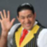 Rey Reloba, Komiker, Zauberer, Unterhaltung, Entertainer