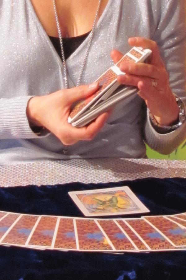 ...und welche Karten ziehst du?