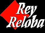 Logo Rey Reloba - DER KOMIKER