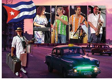 Noche Cubana - Rey Reloba - La Clave del