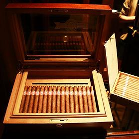 Zigarren Degustation, Noche Cubana