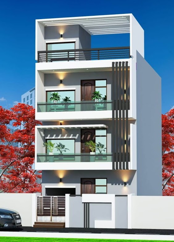 3 BHK Independent/Builder Floor for Sale in Indirapuram,Ghaziabad At Price: 38 Lakh