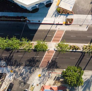 Long Beach Blvd In the City of Lynwood