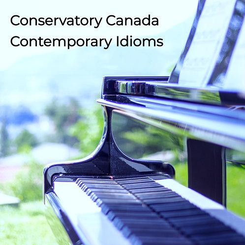 CC - Contemporary Idioms 2