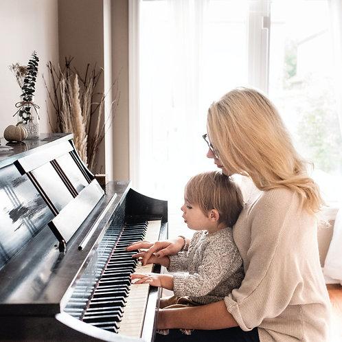 Soundastics for Piano 3