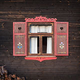 colorful-opened-vintage-shutters-6SP9GVF