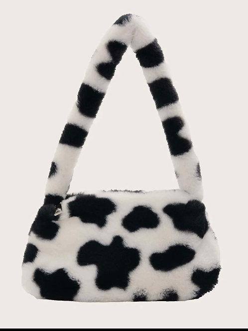 Moo 🐮 in bag