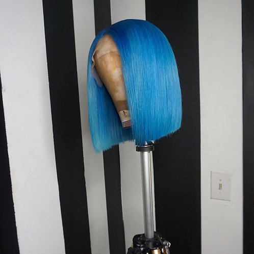 Blueberry wig