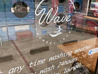 24時間・365日・いつでも・洗う・乾かす・清潔・除菌・コインランドリー・洗濯代行・宅配クリーニング・出水市・クリーニング・クリーニングショップウェーブ・サステナブル