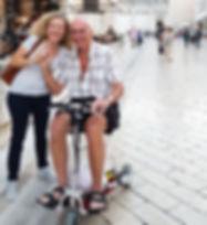 Mit dem Travelscoot.com barrierefrei durch Dubrovnik