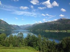 Lake Haukedalen
