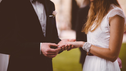 WEDDING CEREMONY / FROM $400
