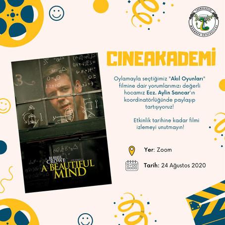 CineAkademi: A Beautiful Mind