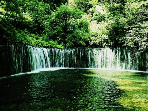 平成の名水百選と近隣の酒造