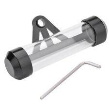 TaxDisc Tube Cylindrical Holder Black