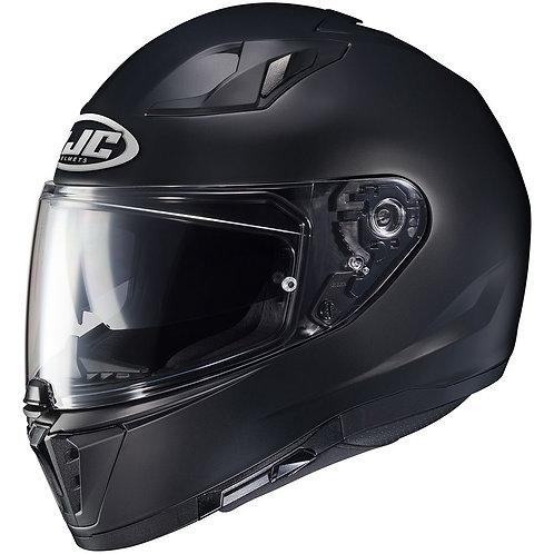HJC i70 Solid Gloss Black