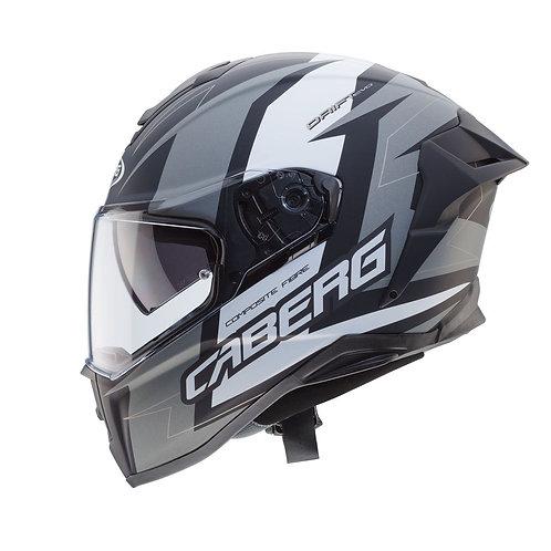 Caberg Drift Evo Speedstar Matt Black / Anthracite / White