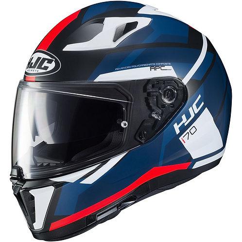 HJC i70 Elim Red/Black/Blue/White