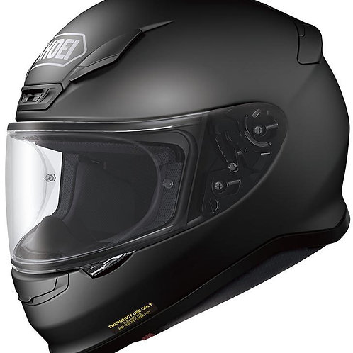 Shoei NXR Plain Matt Black
