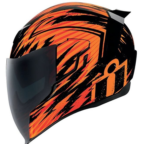 Icon Airflite Fayder Orange Helmet