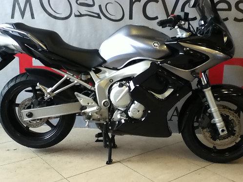 2010 Yamaha FZ6 s