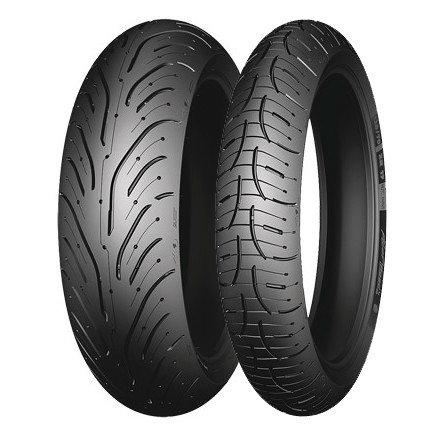 Michelin Pilot Road 4 + Pilot Road 4 GT