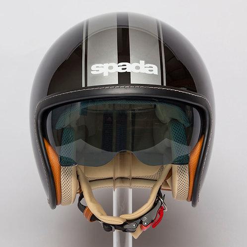 Spada Raze Openface Helmets Kromatik black/grey
