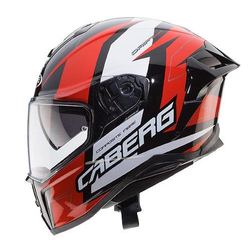 Caberg Drift Evo Speedstar Black Red White