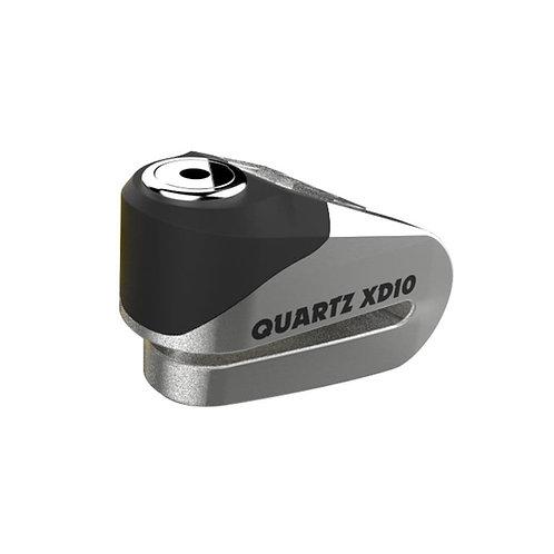 Oxford Quartz XD10 10mm Disc Lock Stainless LK268
