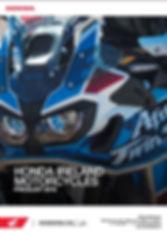 Honda Motorcycle Brochure
