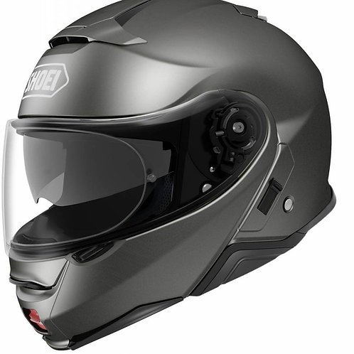 Shoei Neotec 2 Flip-Up Plain Anthracite