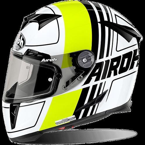 Airoh GP500 Scrape Yellow Gloss
