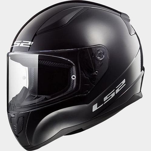 LS2 FF353 Rapid Gloss Black