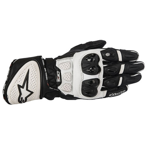 Alpinestars GP Plus R Gloves Black/White