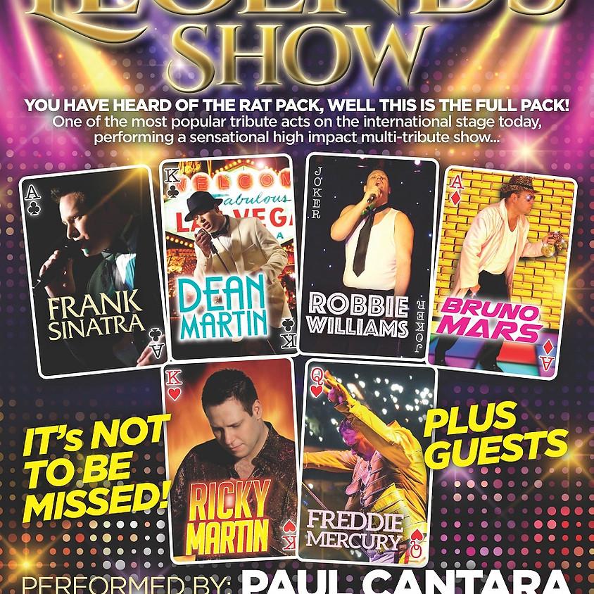 Paul Cantara - The Legends Show