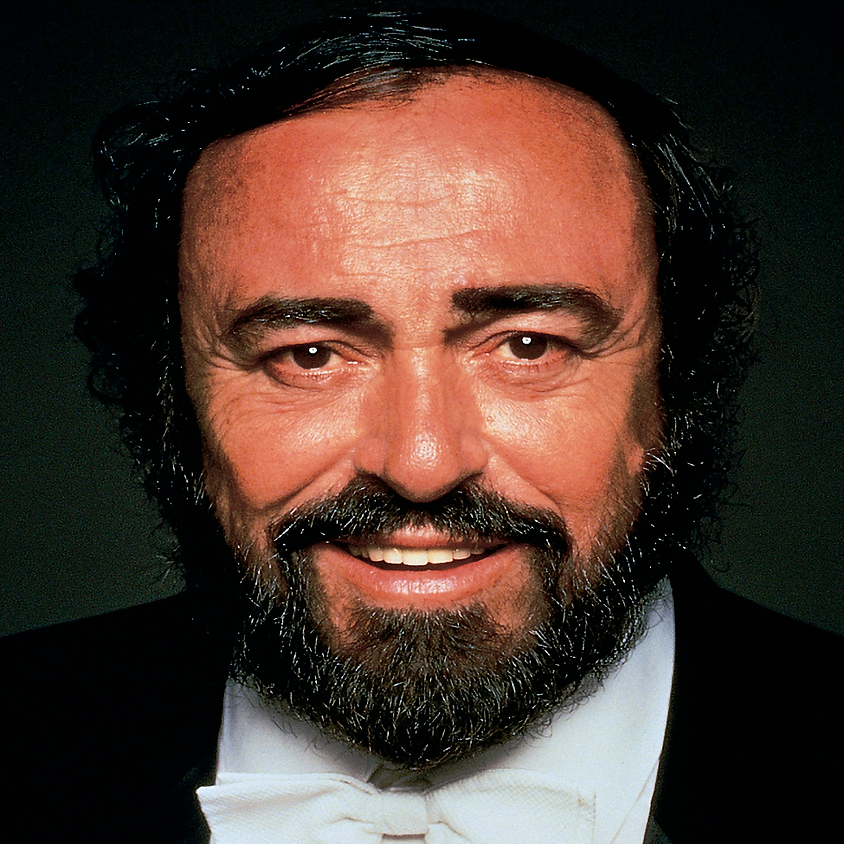 Luciano Pavarotti Tribute Act - FULLY BOOKED!