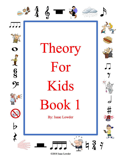Theory for Kids Book 1