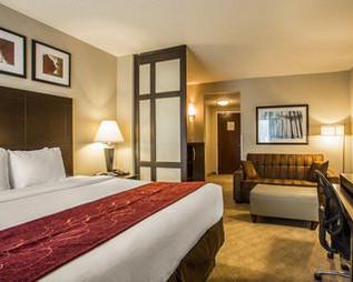 Comfort Suites Charlotte Pineville, North Carolina