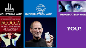 Are you the CEO, the Organisation, and the Chief Talent Officer ready for the Imagination Age?