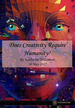 Does Creativity Require Humanity Cover.J