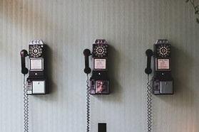 Telefone vintage Kontakt
