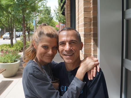 Mark and Audrey | Paciugo Belmar