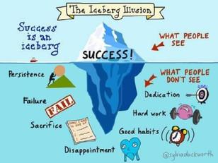 The Iceberg Illusion - Success and Failure