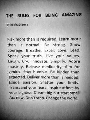 The Rules for Being Amazing.jpeg