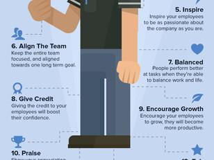 Traits of a Decent Boss