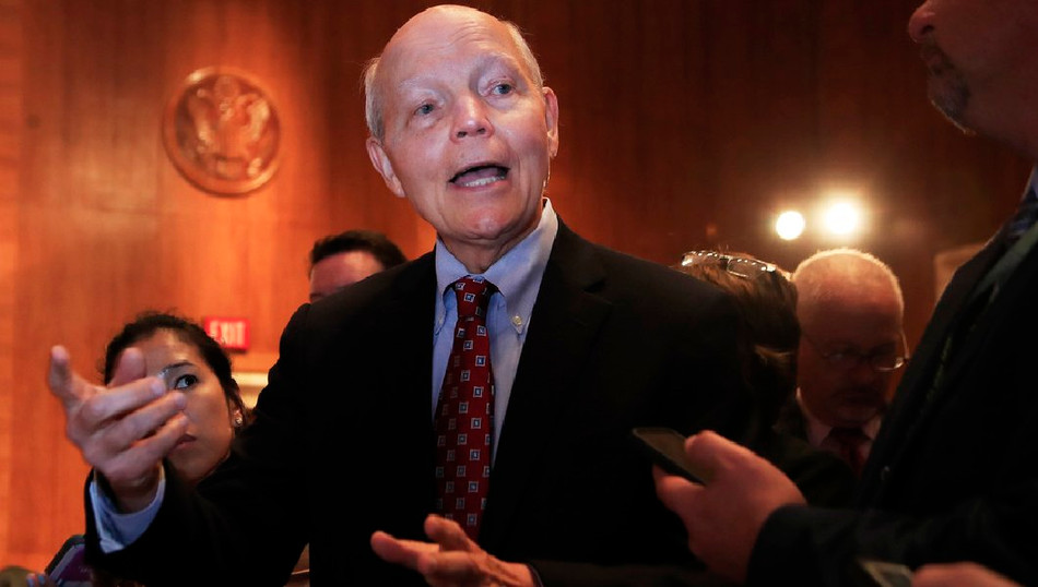 IRS Rehires Hundreds of Employees Fired for Fraud, Theft, Abusing Taxpayer Data