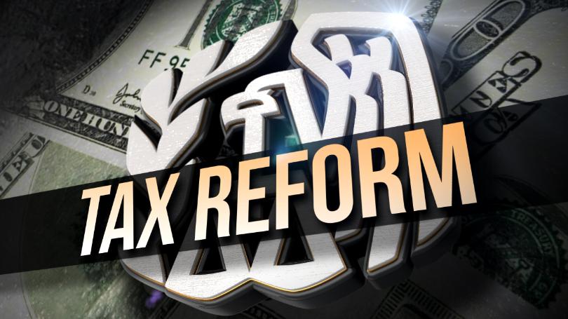 House passes tax reform bill